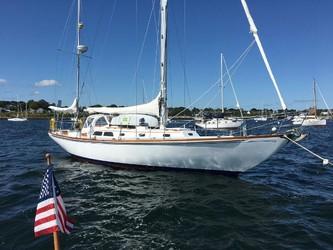 Used Boats: Hinckley Bermuda 40 Yawl for sale