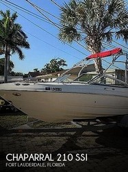 Used Boats: Chaparral 210 SSI for sale