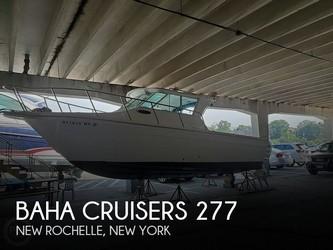 Used Boats: Baha Cruisers 277 GLE for sale
