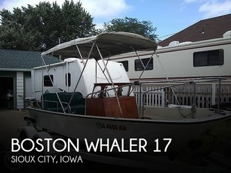 Used Boats: Boston Whaler Nauset 17 for sale