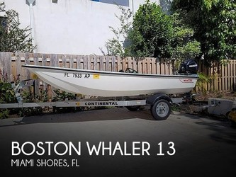 Used Boats: Boston Whaler Sport 13 for sale