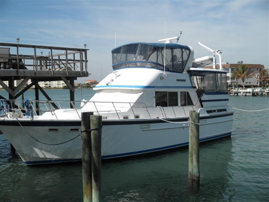 42' JEFFERSON Sundeck Trawler