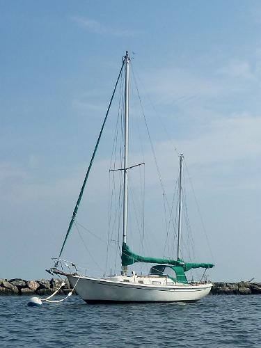 32' Allied Seawind II Ketch