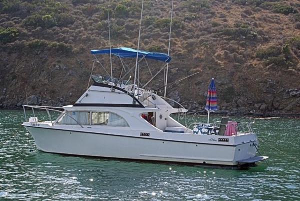 28' Baja Yachts Marlin 28