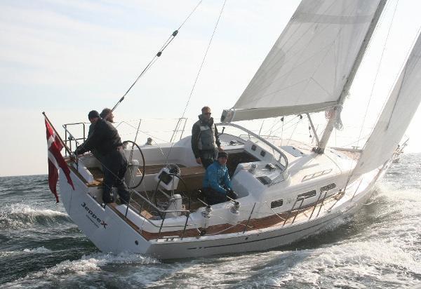 34' X-Yachts Xc 35