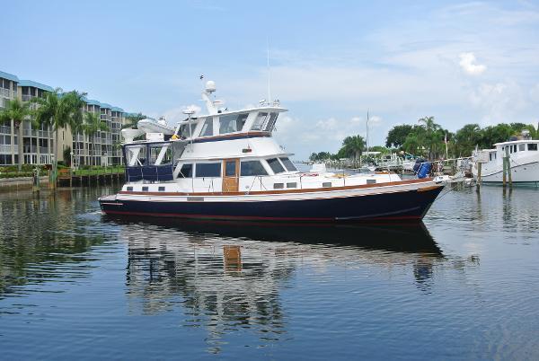 60' Gulfstar Custom 53/60 MKII Trawler