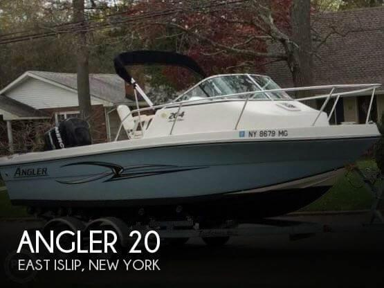 20' Angler 204 Limited Edition
