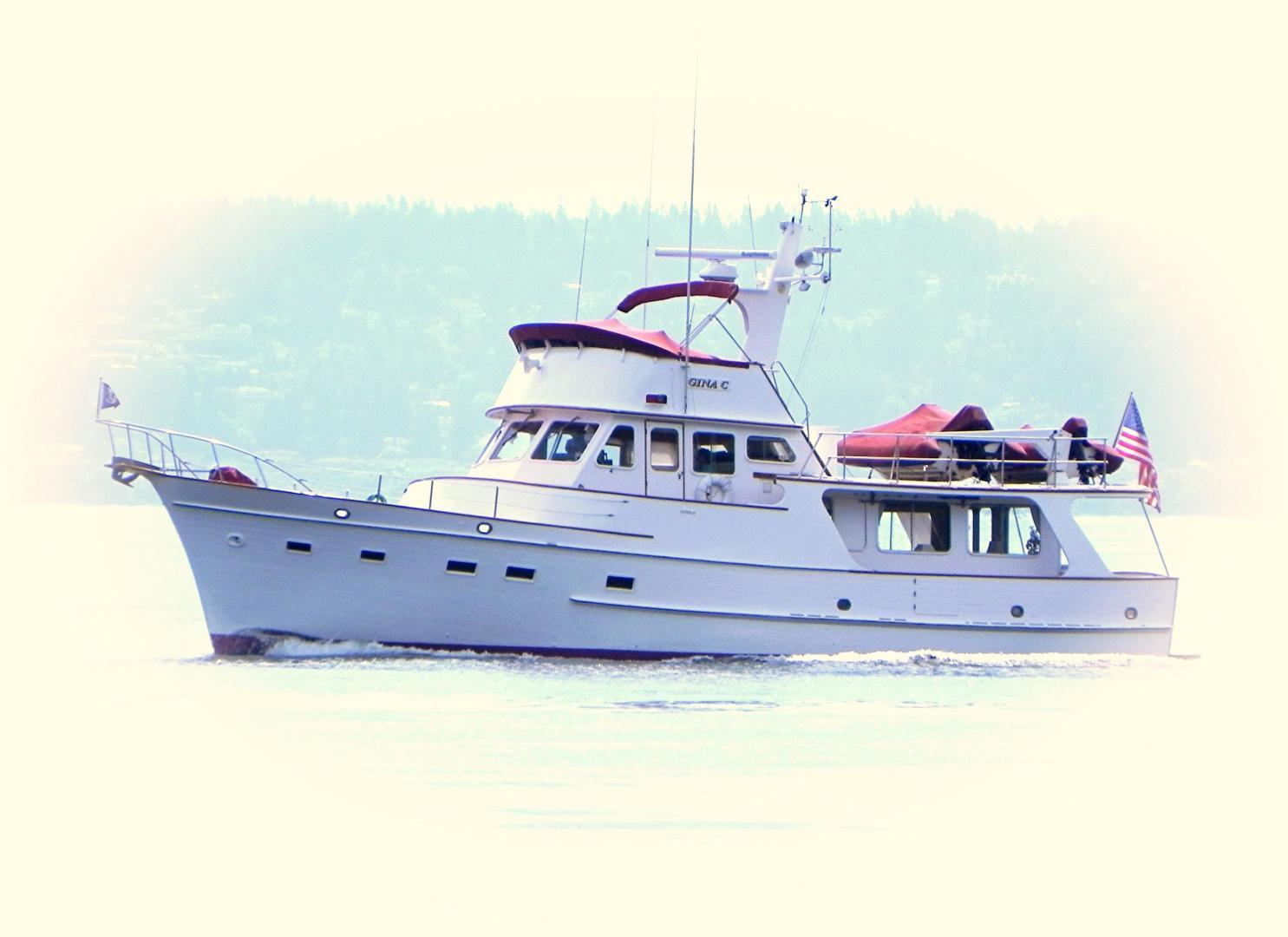 55' American Marine Alaskan
