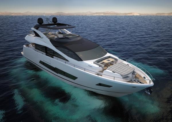 86' Sunseeker 86 Yacht