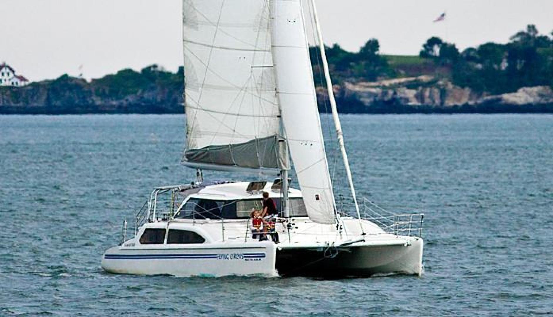 33' Seawind 1000