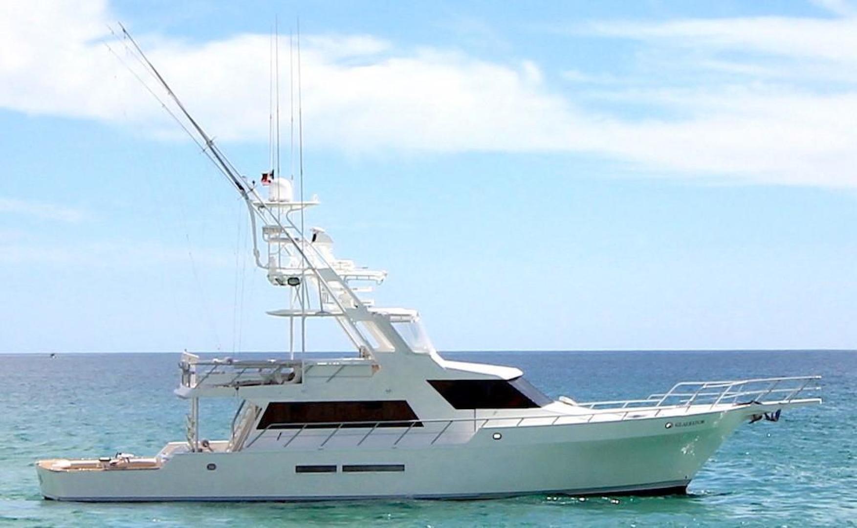78' Douglas Yachtfisher Yacht Fisher