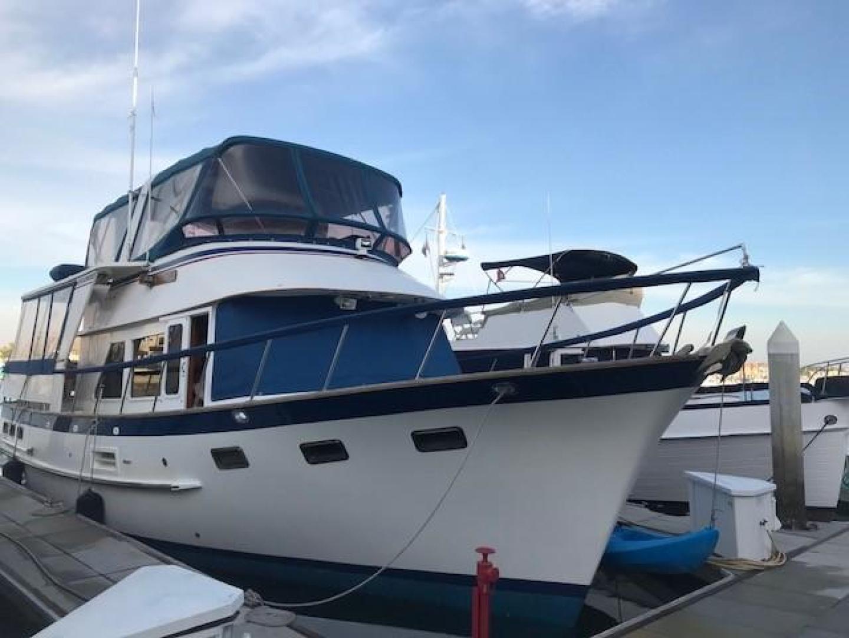 44' DeFever Offshore Cruiser