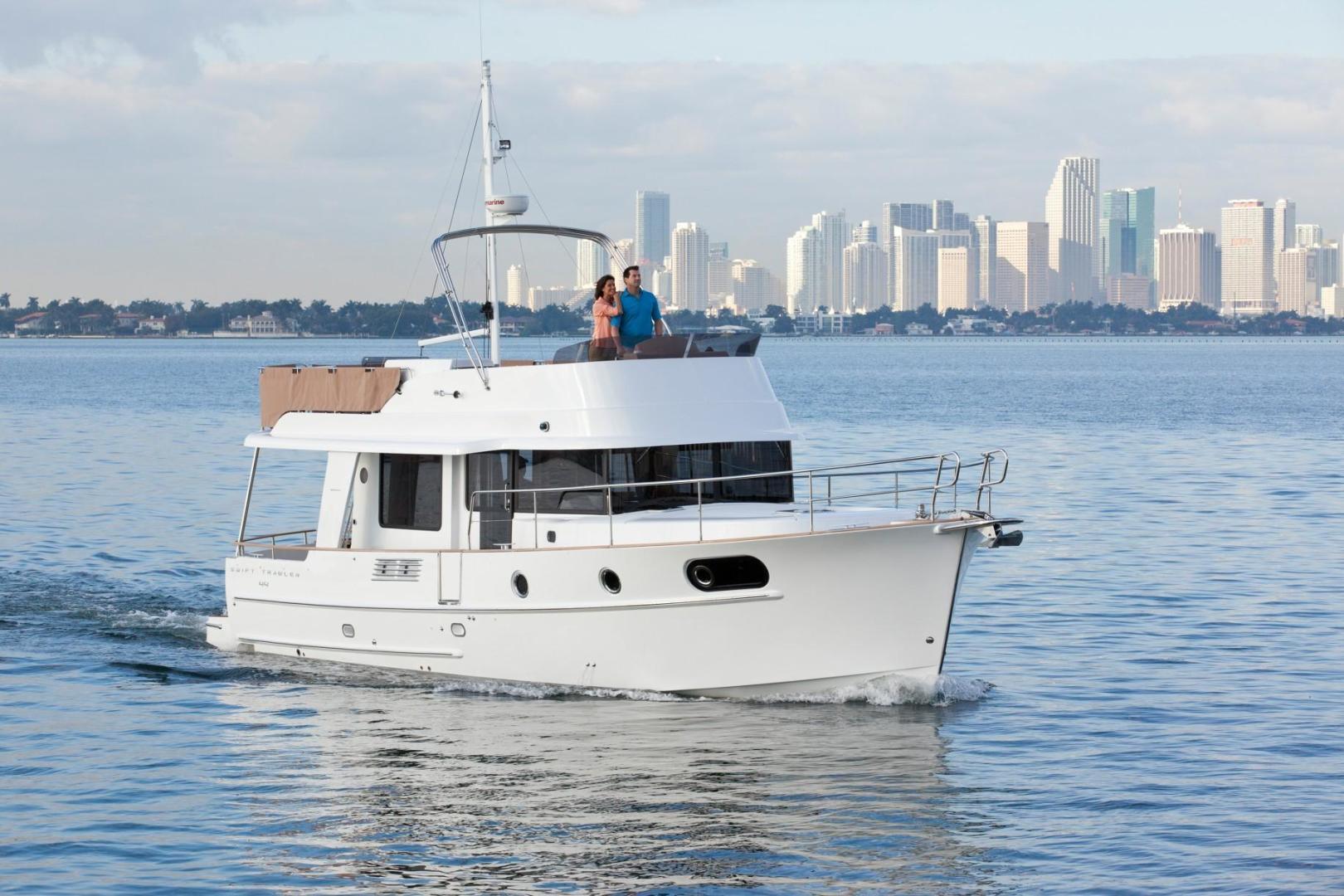44' Beneteau Swift Trawler 44
