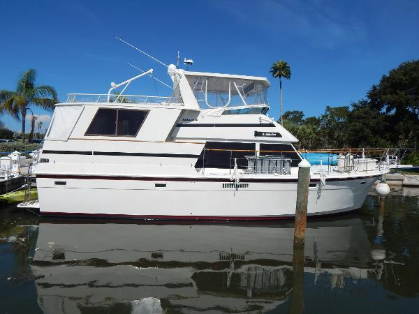 47' Atlantic 47 Motor Yacht