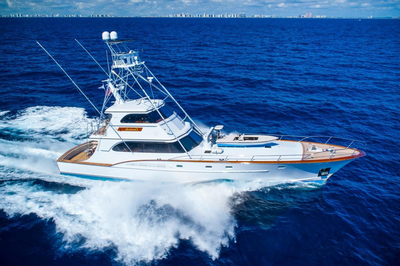 87' Feadship Yacht Fisherman