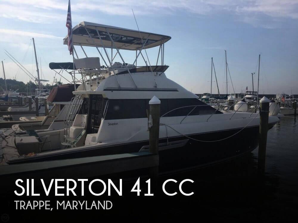 41' Silverton 41 C