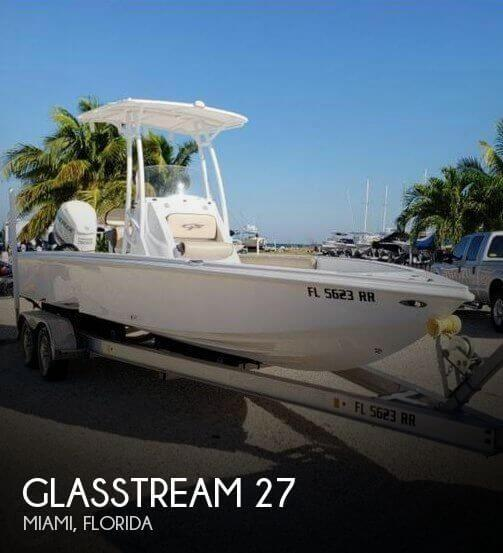 26' Glasstream 260TE