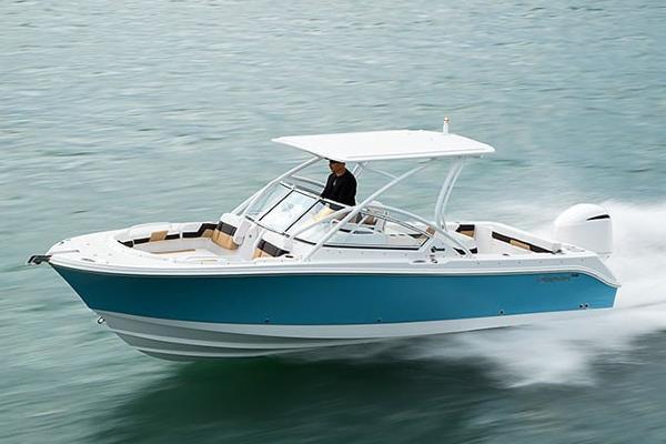 25' Edgewater 248 CX