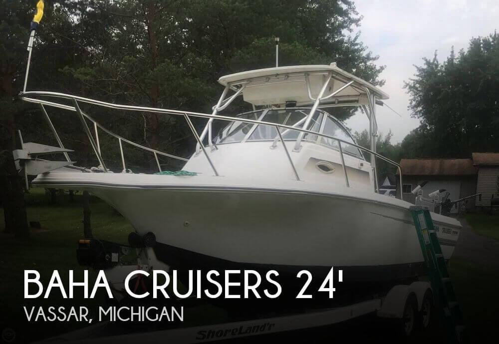 24' Baha Cruisers Fisherman 240 WAC