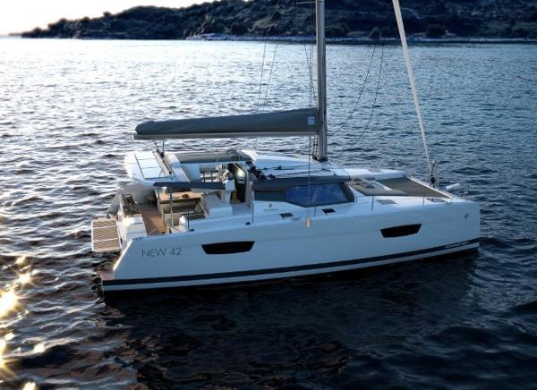 42' Fountaine Pajot Astrea COMING OCTOBER 2020