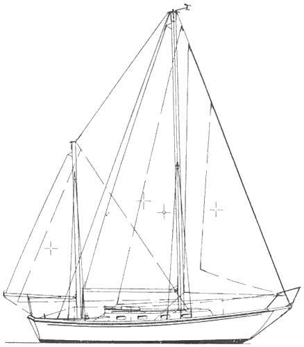 32' Allied SEAWIND MK II KETCH