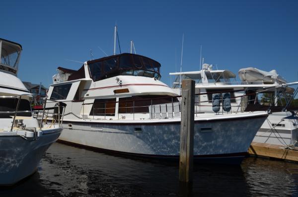 47' Atlantic Motoryacht
