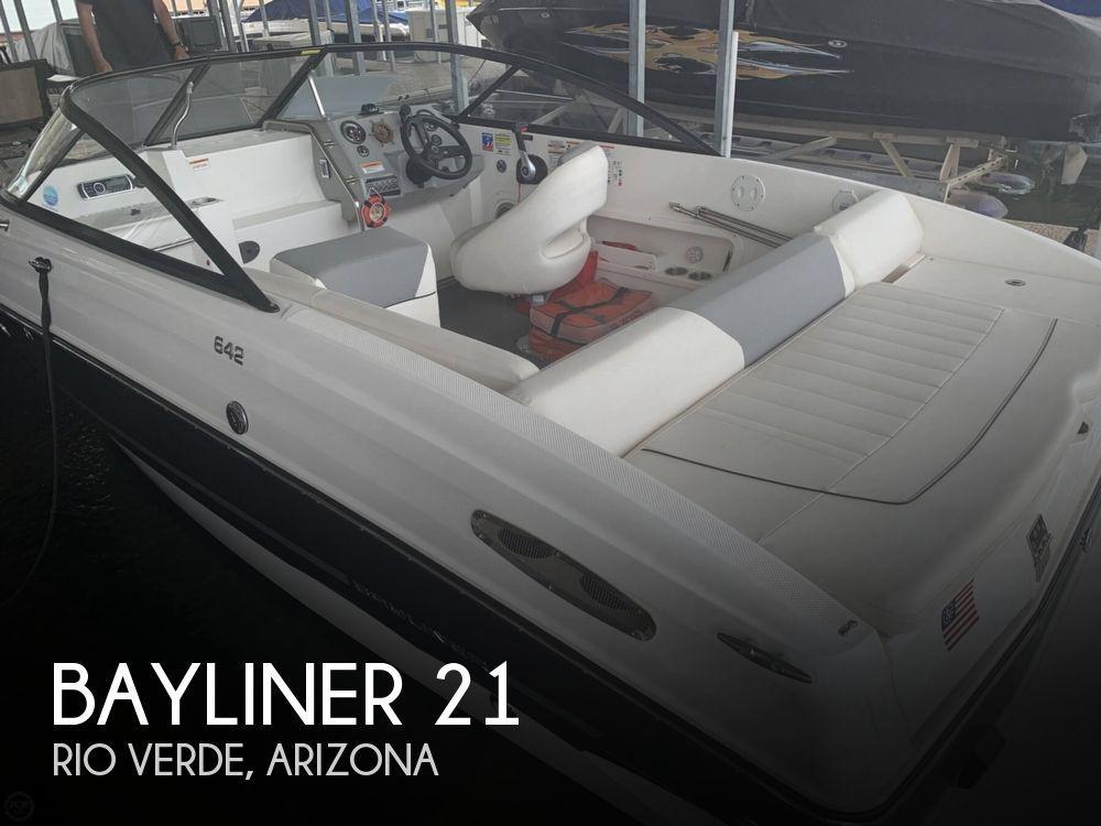 21' Bayliner 642 Cuddy Cabin