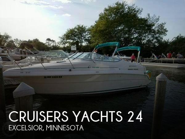 24' Cruisers Yachts Aria 2420