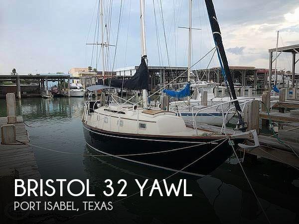 32' Bristol 32 Yawl