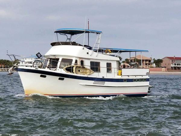 43' DeFever 43 Trawler