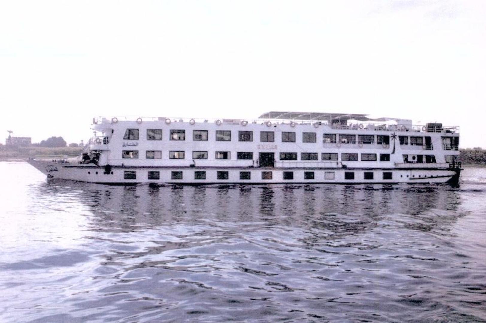 207' Custom Floating Hotel / River Boat