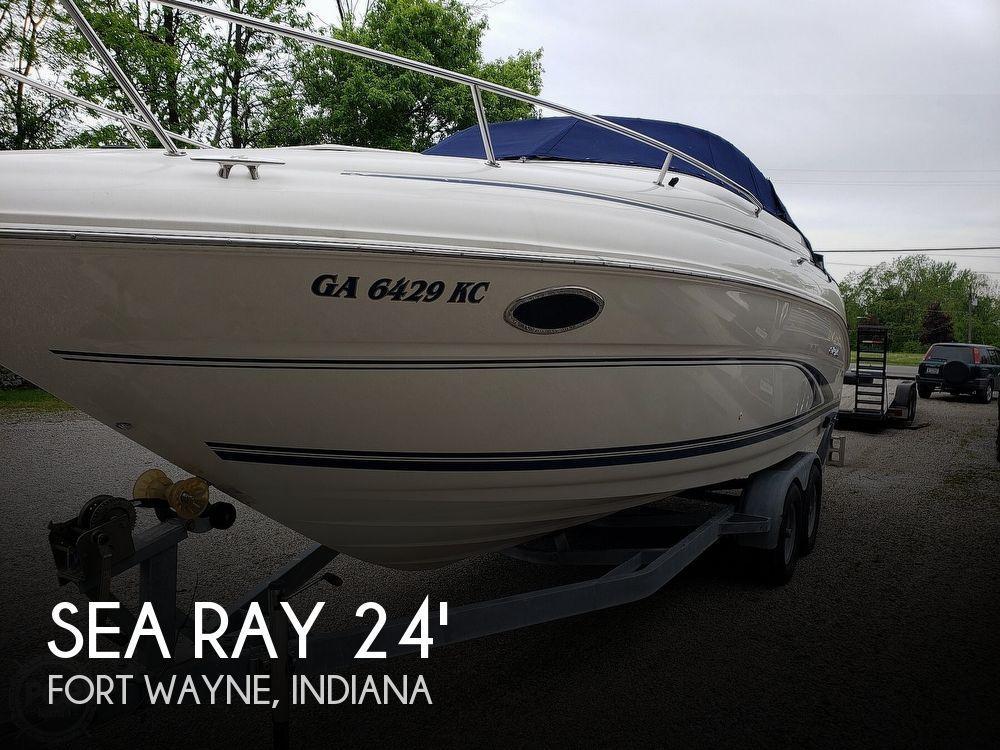 24' Sea Ray Weekender 245