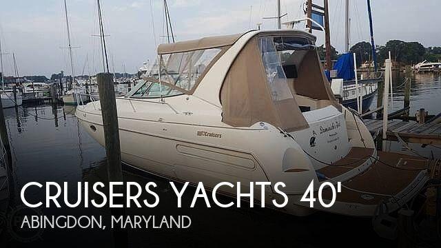 35' Cruisers Yachts 3570 Esprit