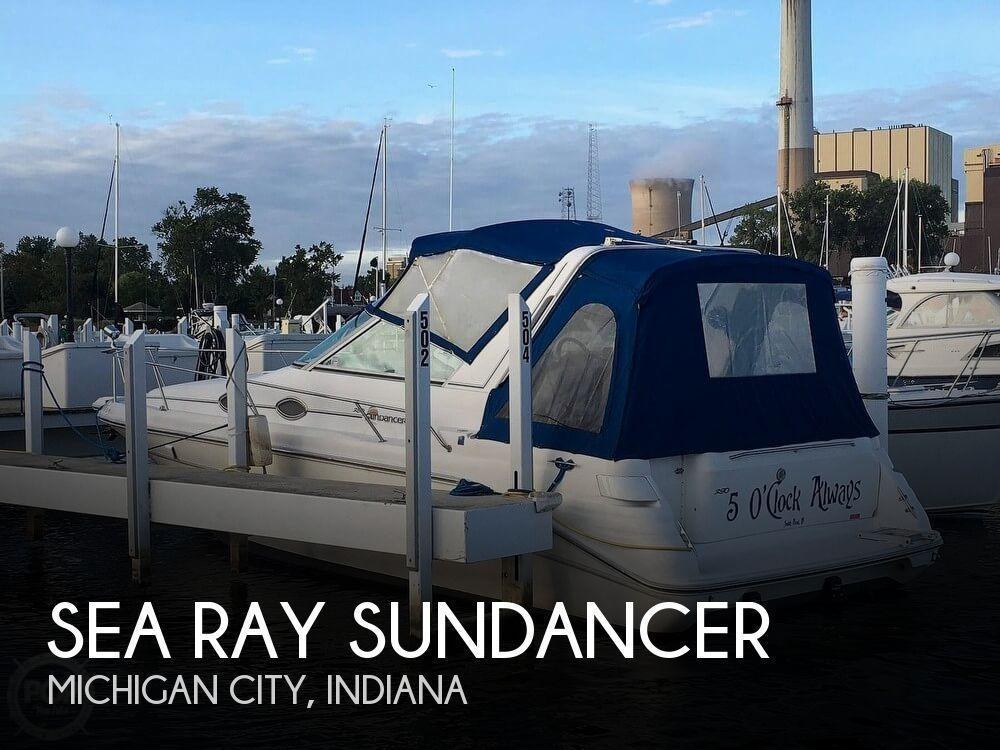 29' Sea Ray 290 Sundancer