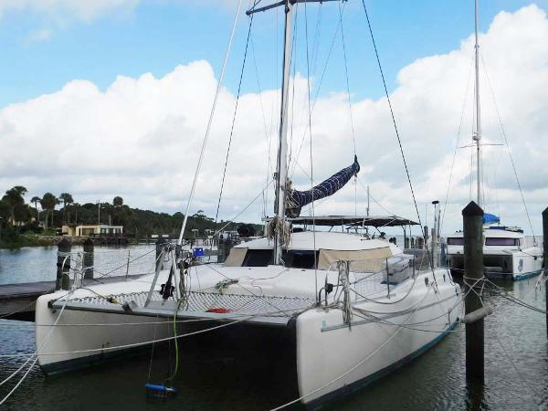 35' Fountaine Pajot Tobago 35
