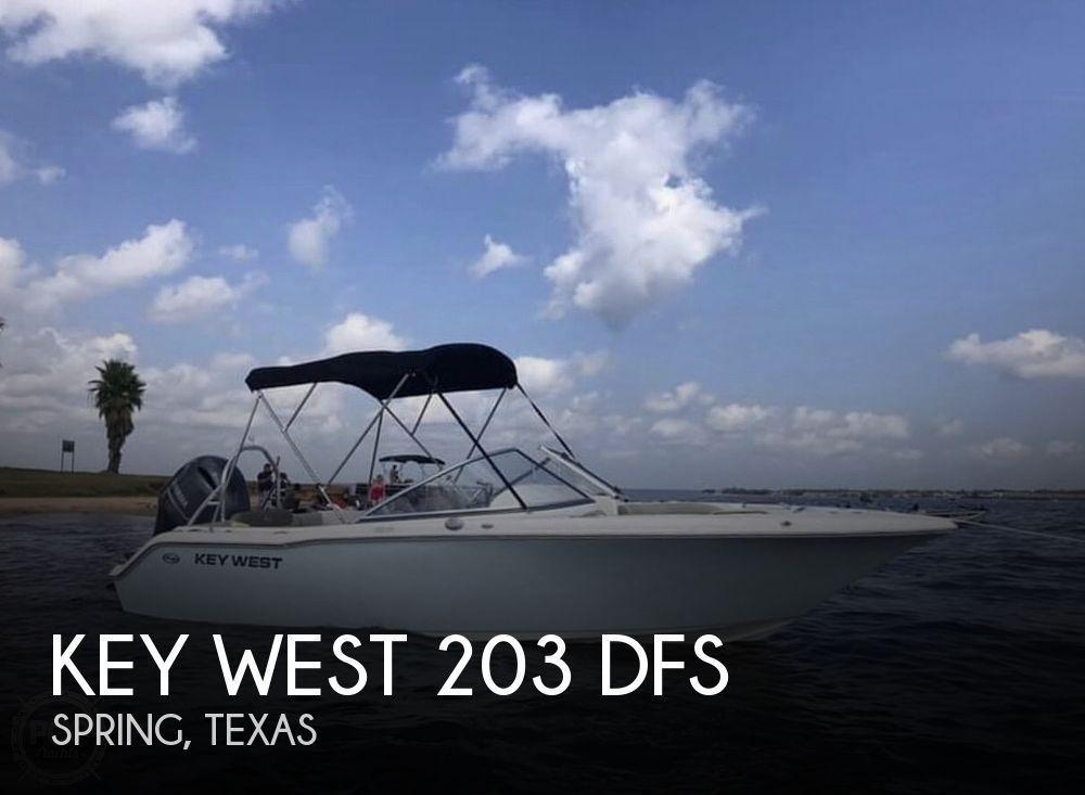 20' Key West 203 DFS