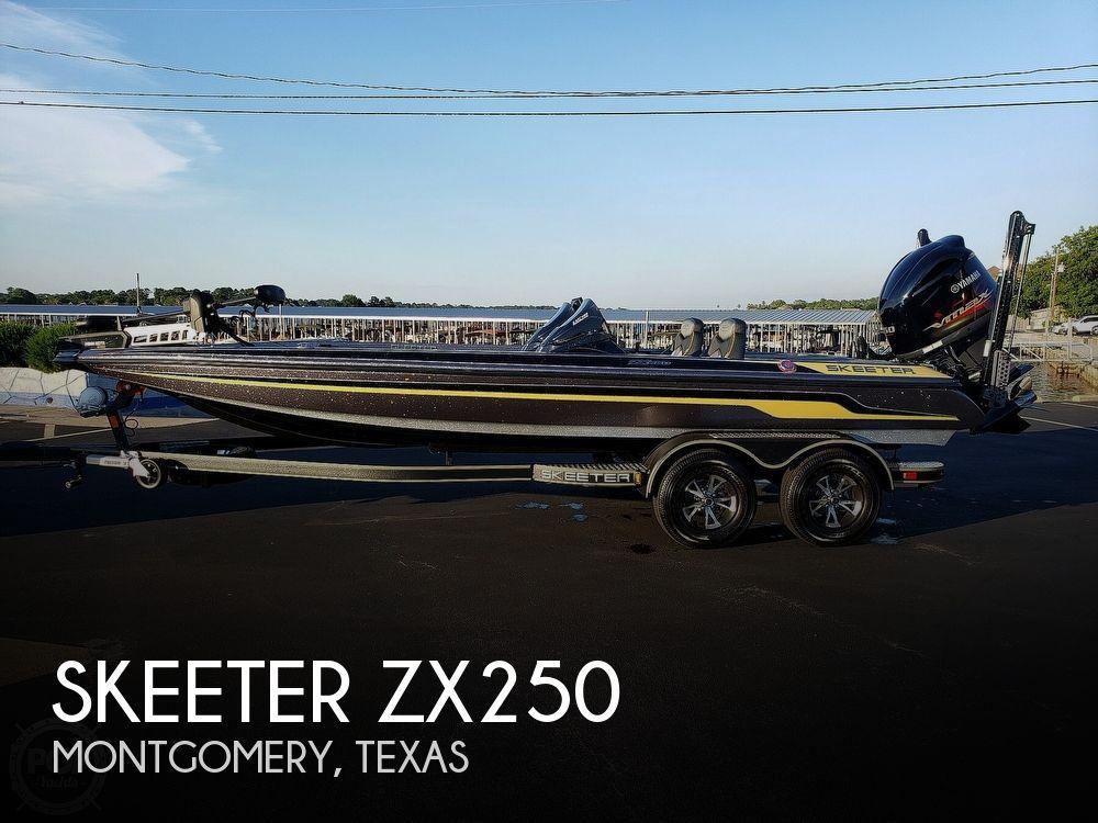 25' Skeeter ZX250