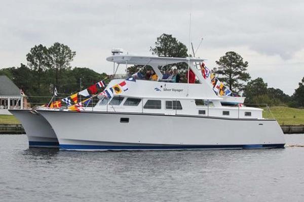 45' Custom B&B Yacht Designs Catamaran