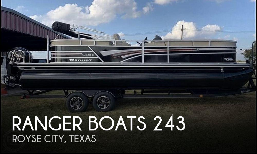 24' Ranger Boats Reata 243c