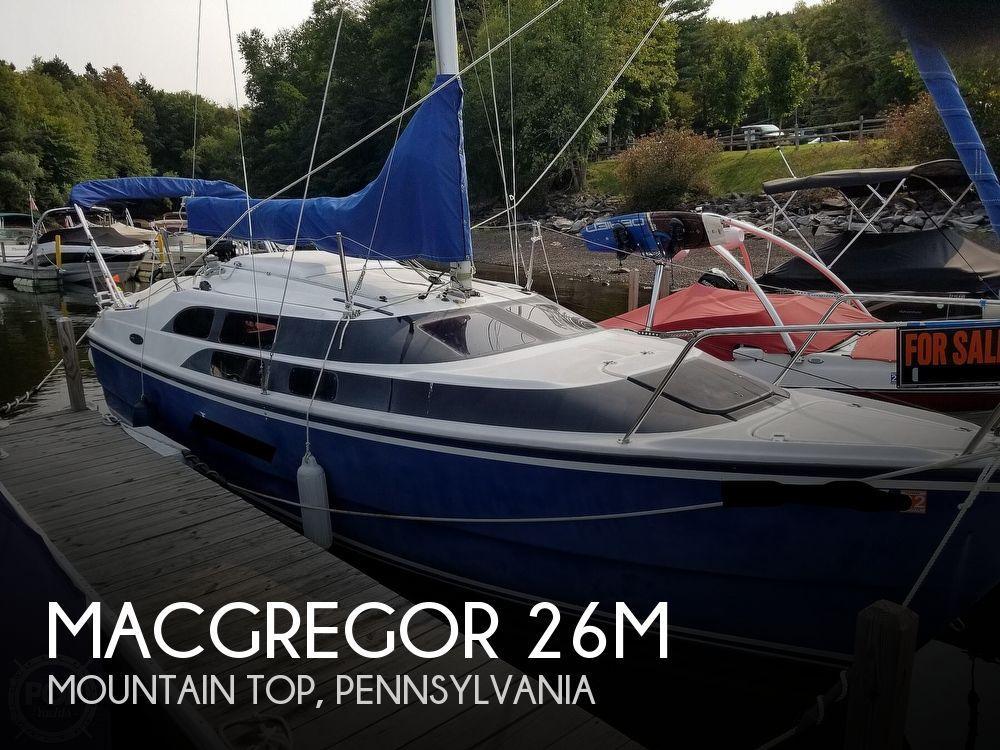 26' MacGregor 26M