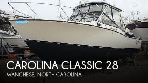 28' Carolina Classic 28